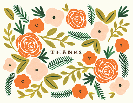 Easy Thank You Cards Mailed For You Postable