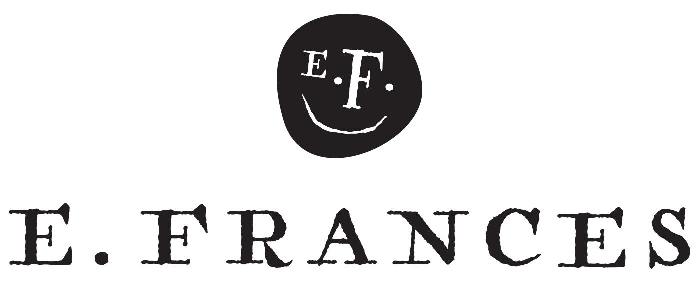 E. Frances Paper logo