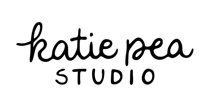 Katie Pea Studio logo