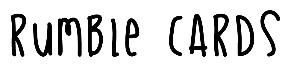 Rumble Cards logo