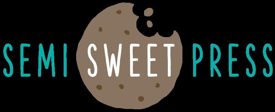 Semi Sweet Press logo