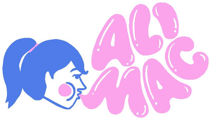 Ali Mac logo