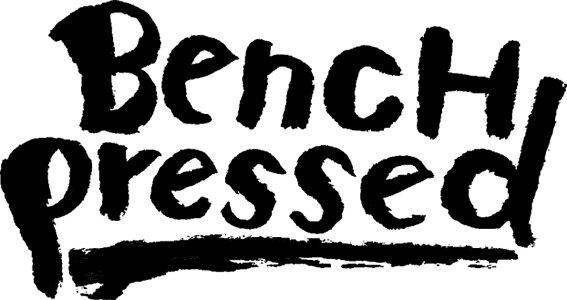 Bench Pressed logo