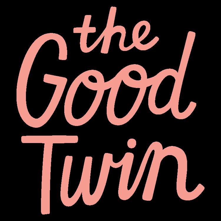 The Good Twin logo