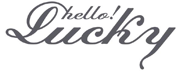 Hello!Lucky logo