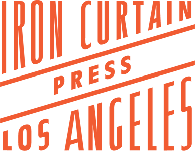 Iron Curtain Press logo