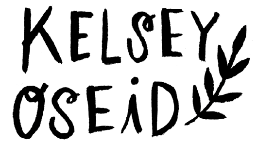 Kelsey Oseid logo