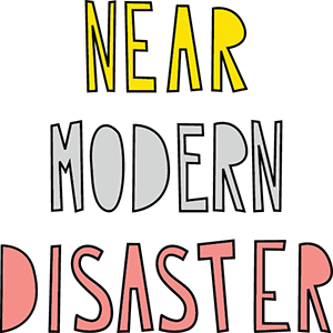 Near Modern Disaster logo