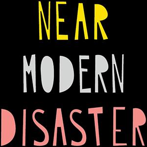 Near Modern Disaster logo