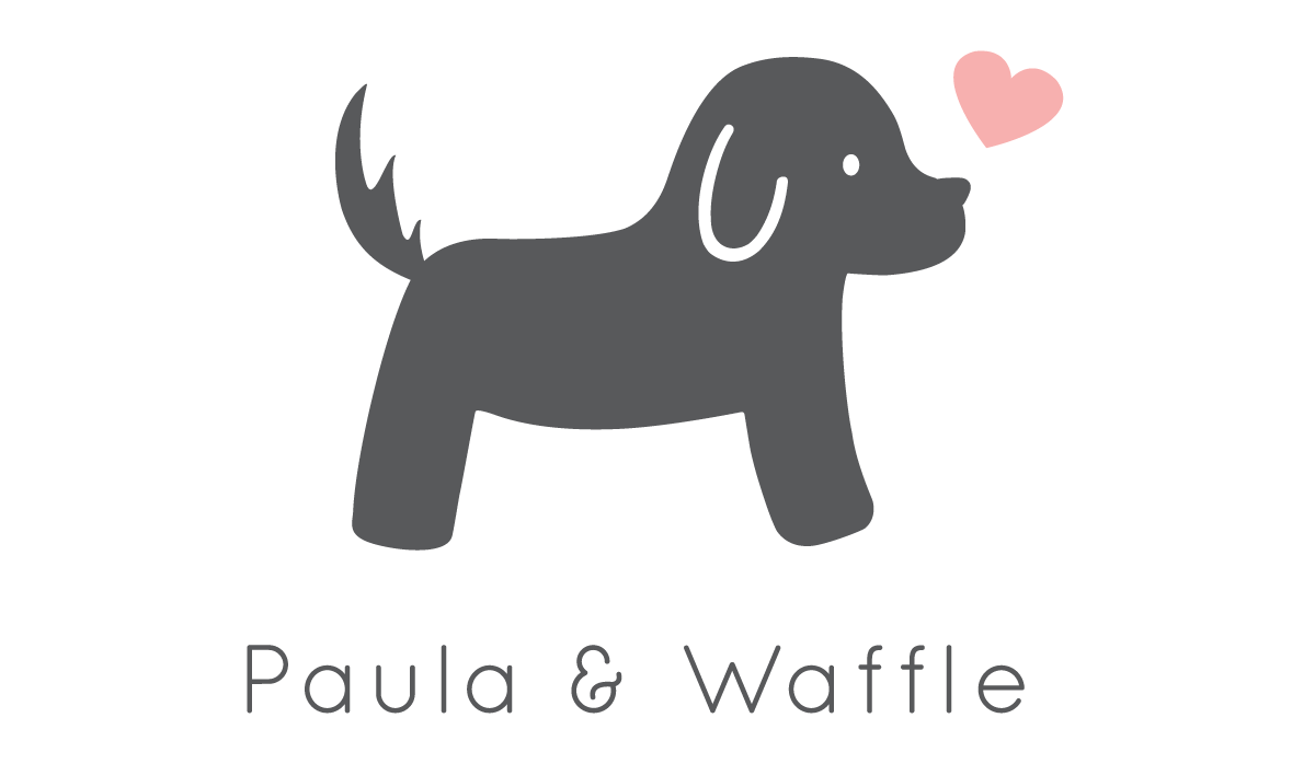 Paula & Waffle logo