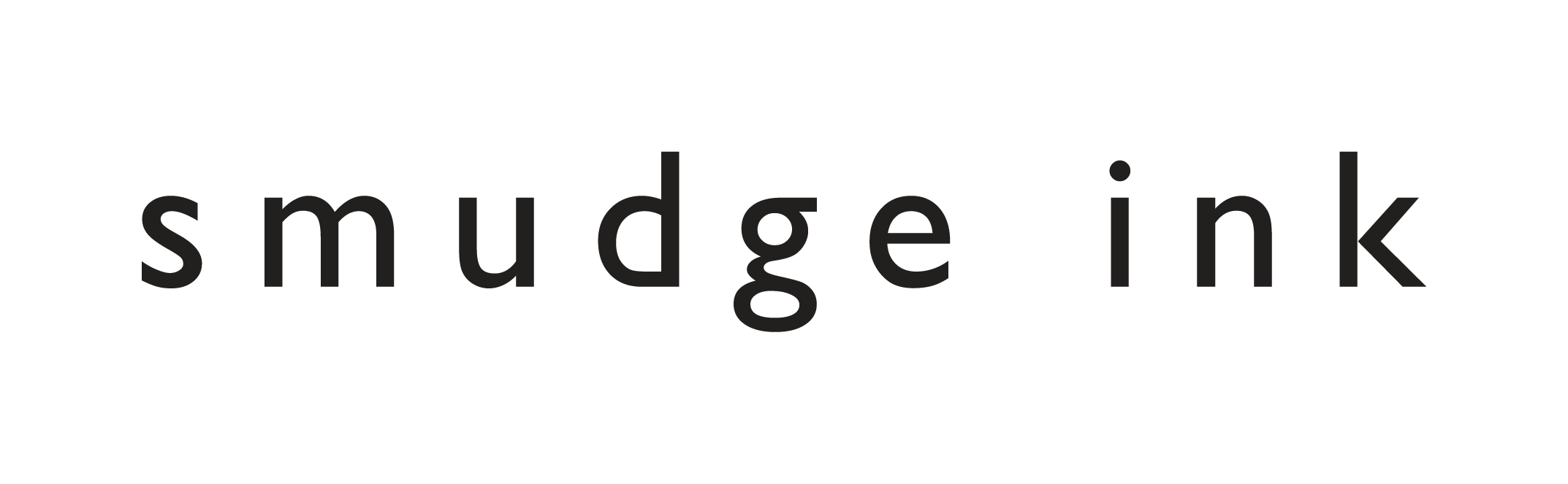 Smudge Ink logo