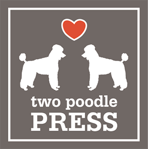Two Poodle Press logo