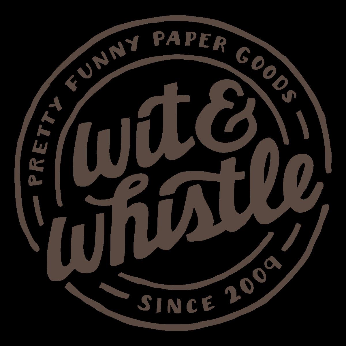 Wit & Whistle logo