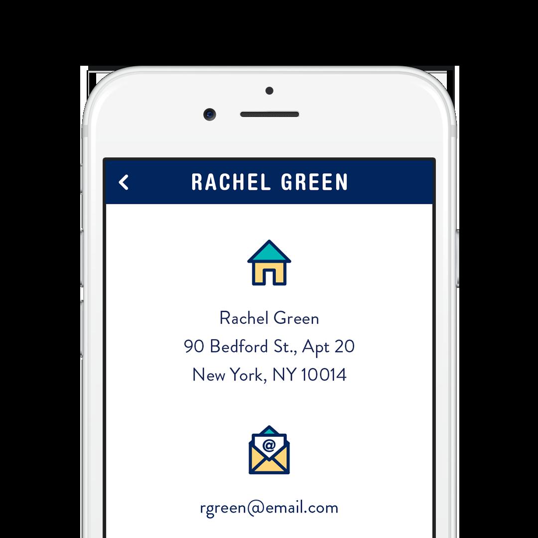 free online address book