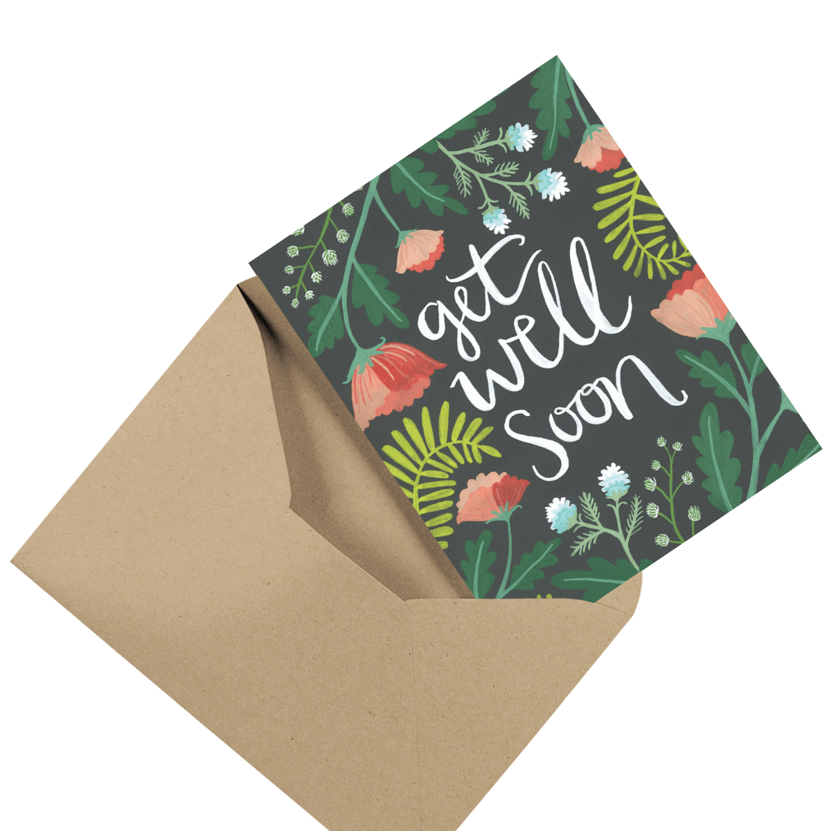 Get Well Soon Cards Mailed For You