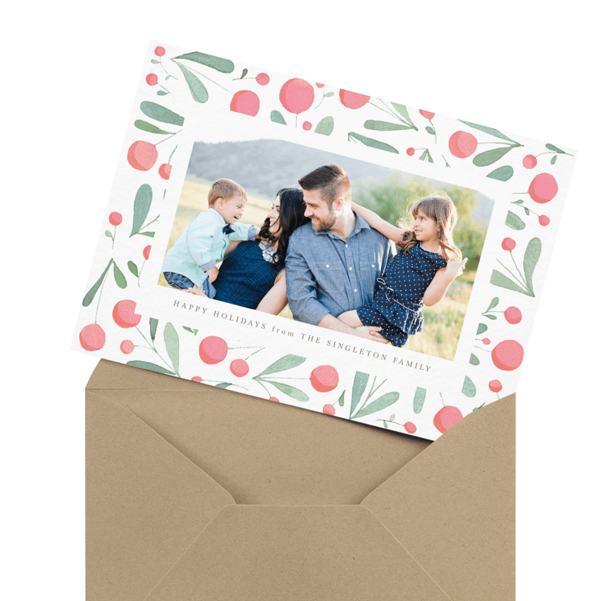 Custom Holiday Cards Mailed For You