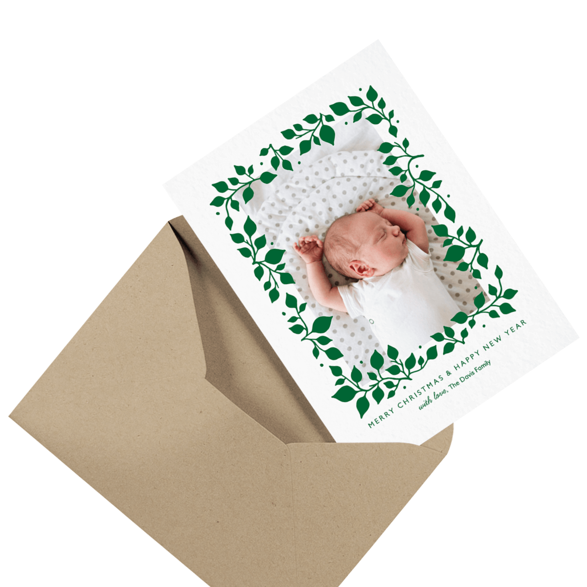 60fa874e6fe Christmas Cards — Mailed For You