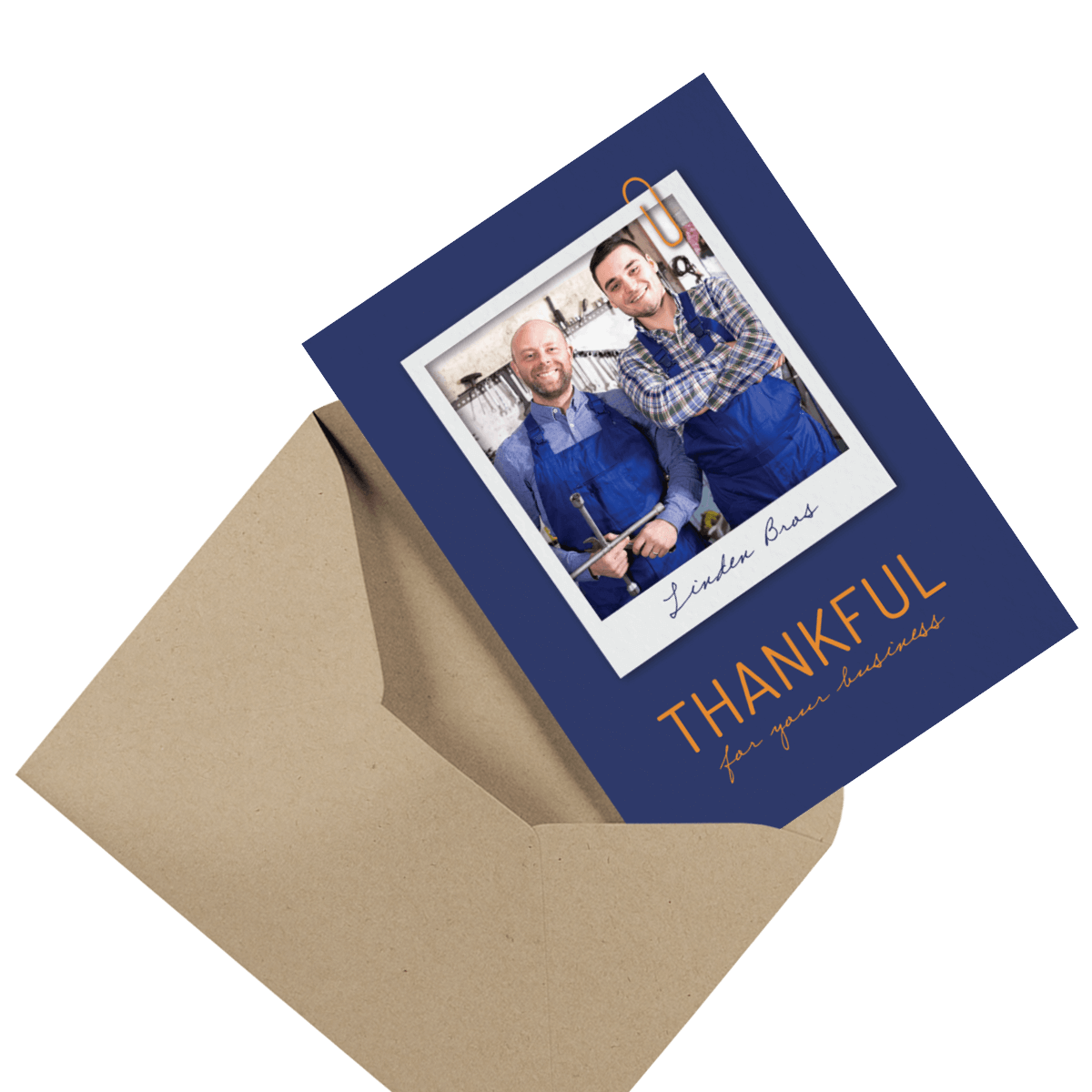 Business Thank You Cards Mailed For You Postable