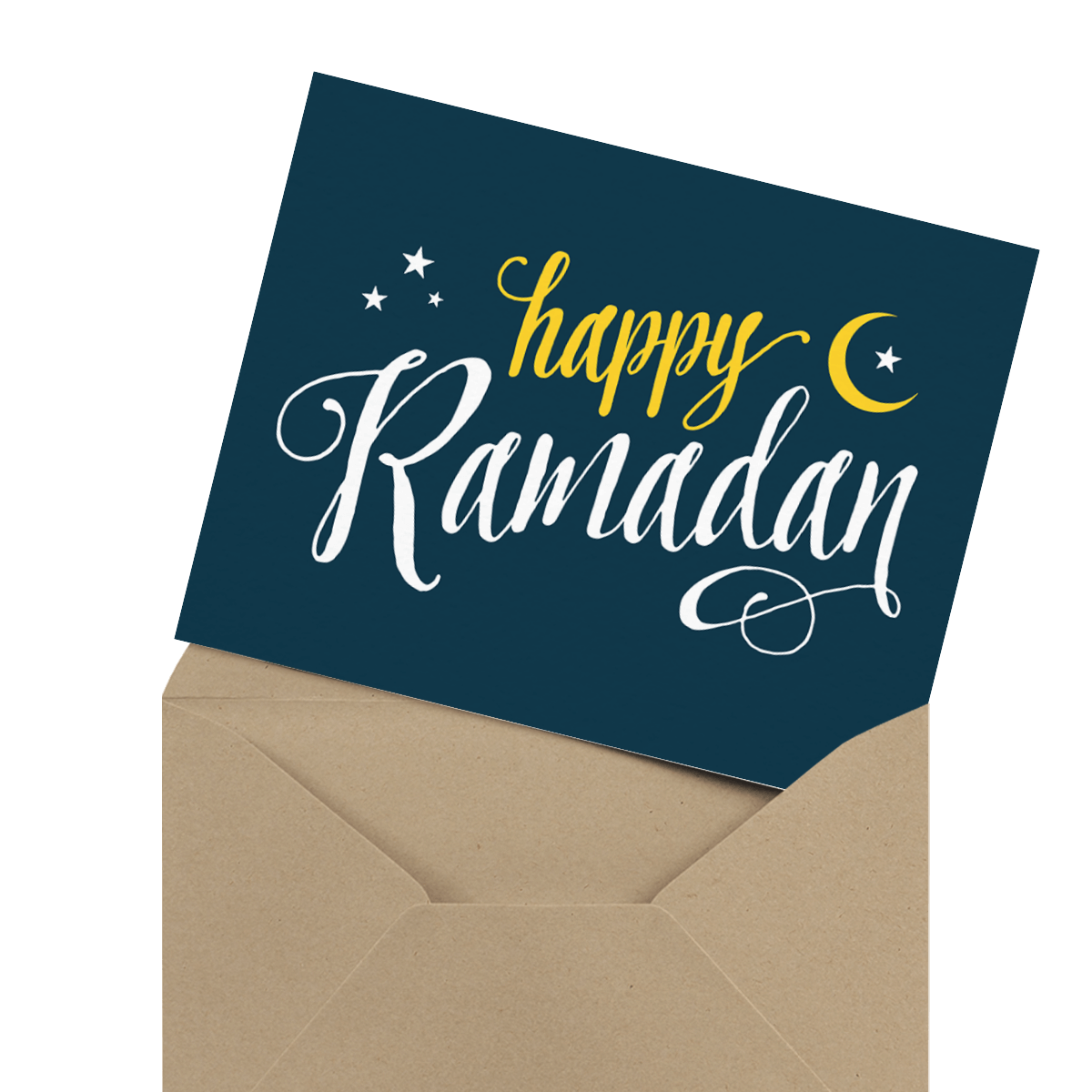 beautiful ramadan card