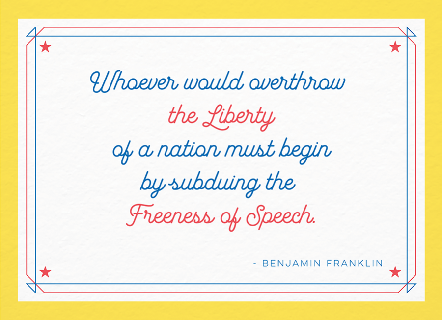 free-speech-liberty-postcard