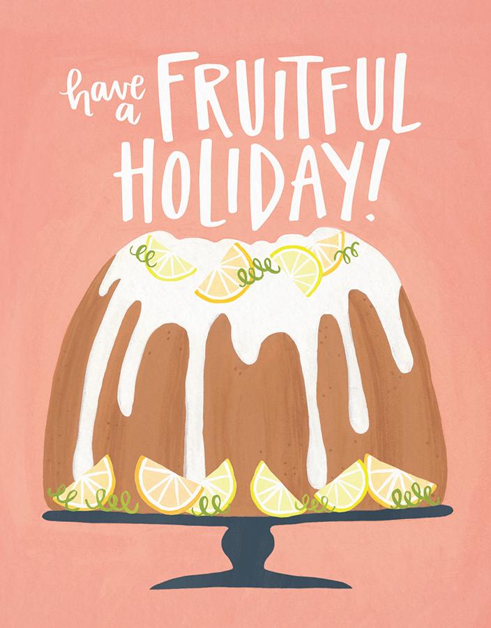 Fruitful Holiday