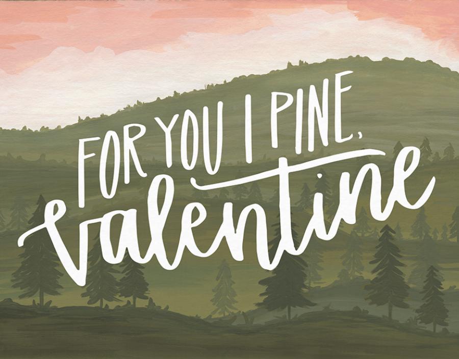 Valentine Pine