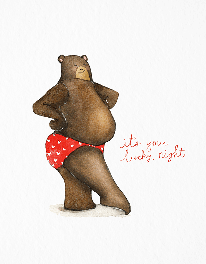 Your Lucky Night