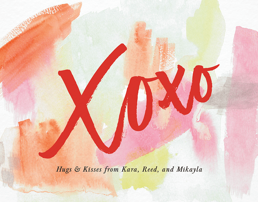 Xoxo Abstract