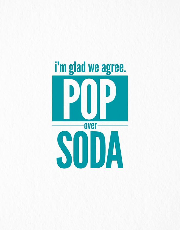 Pop Over Soda