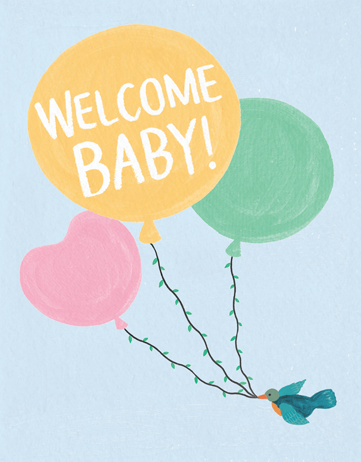 Baby Balloons
