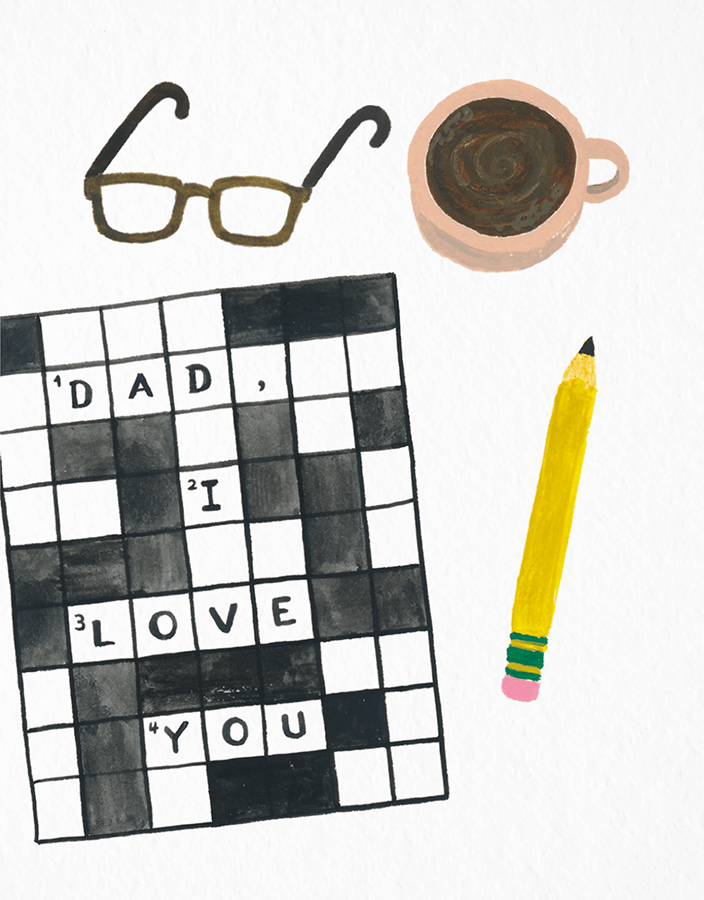 Dad Crossword
