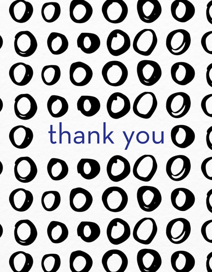 Thank You Circles