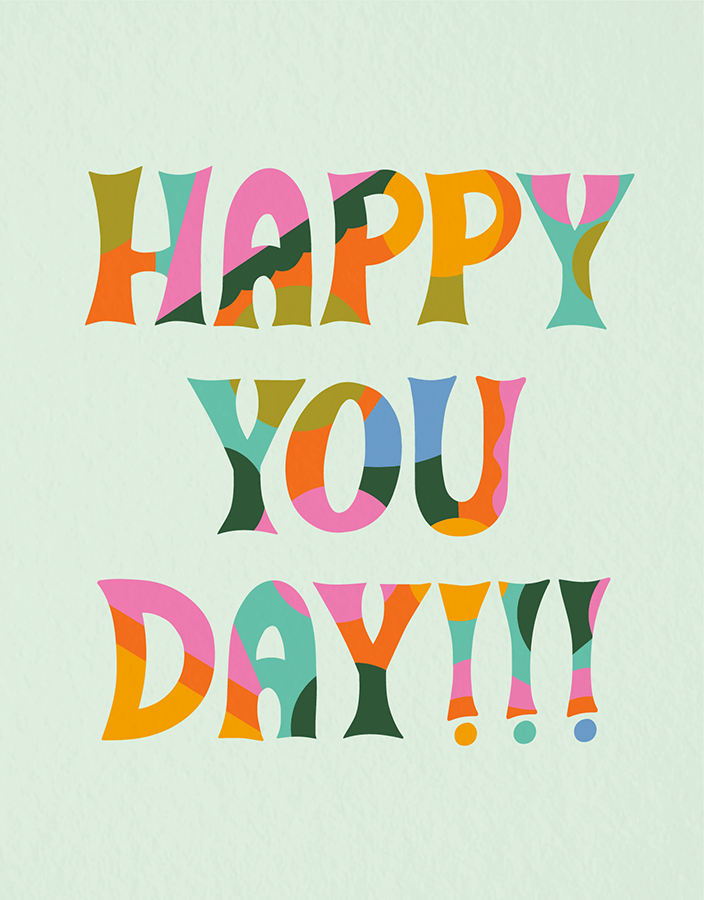Happy You Day