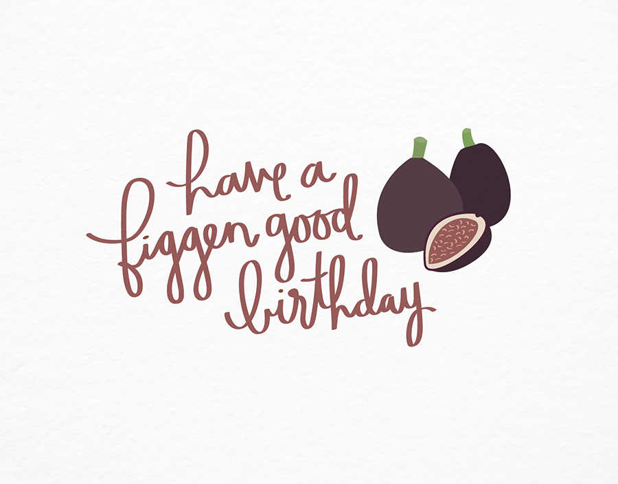Figgen Good Birthday