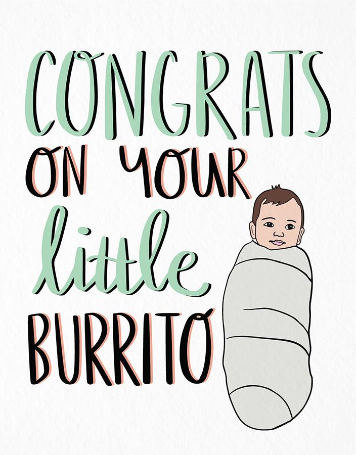 New Burrito