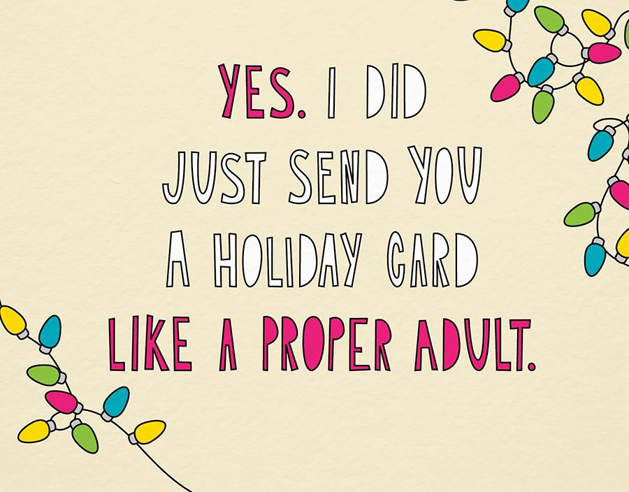 Proper Adult