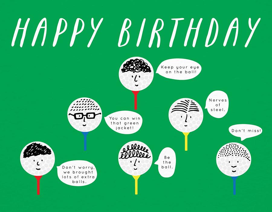 Golfing Advice