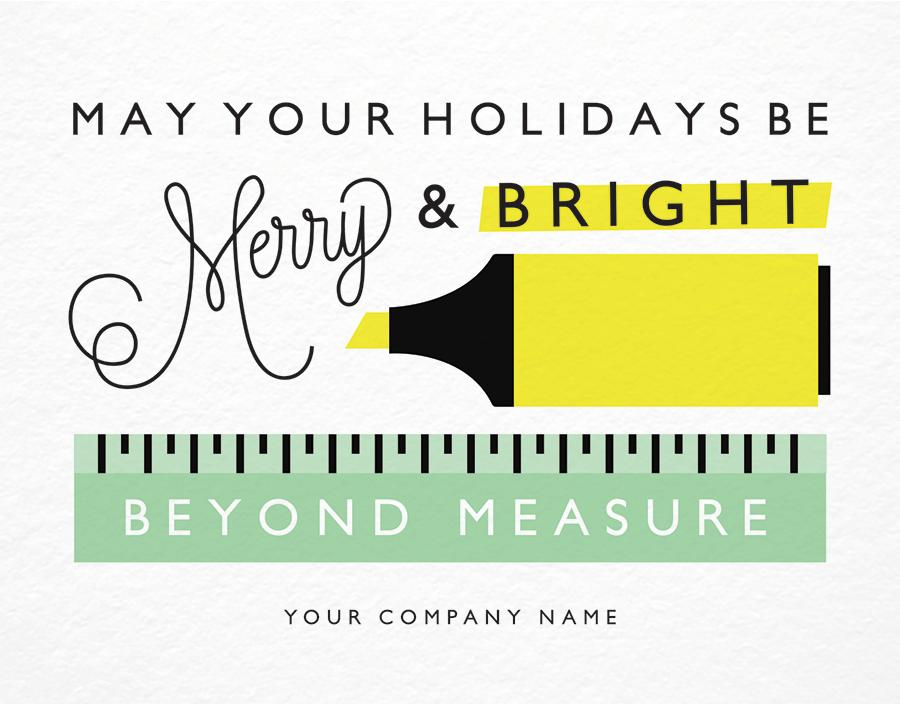 Highlighter Holidays