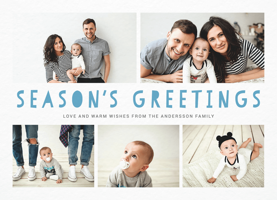 Season's Greetings Multi