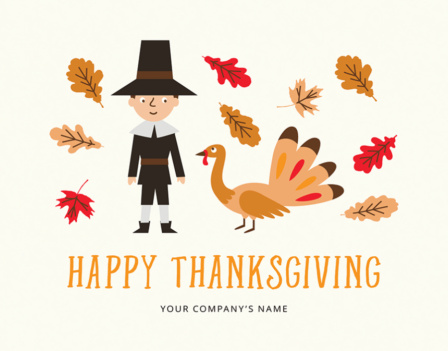 Turkey Time Thanksgiving