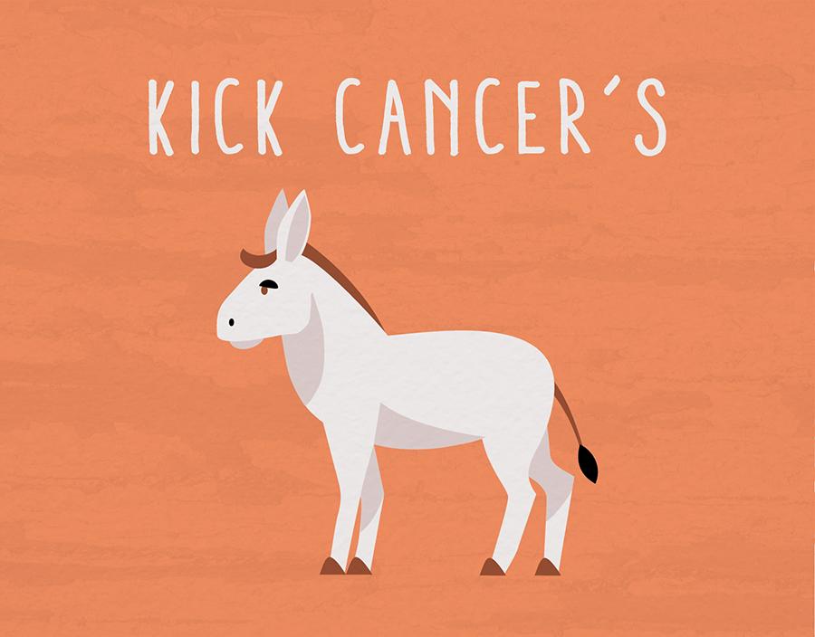 Kick Cancer's Ass