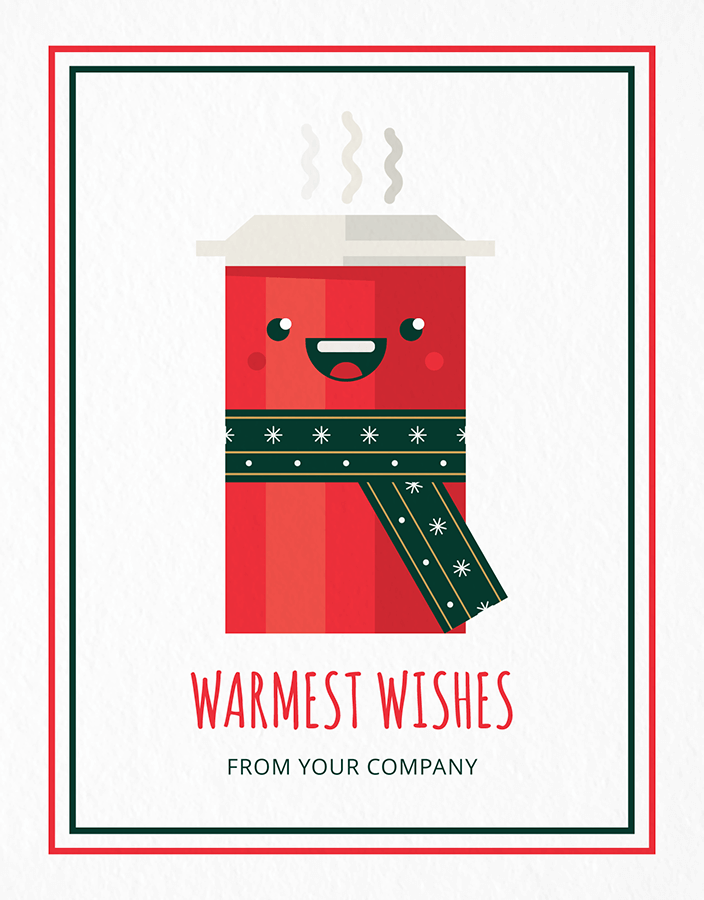 Warm Wishes Cup