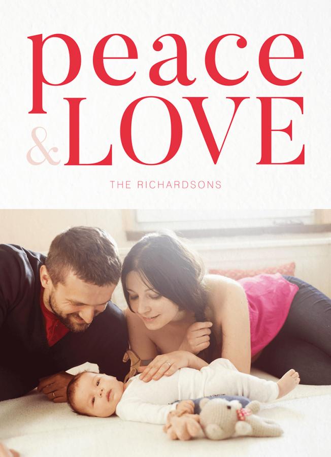 Bold Peace & Love