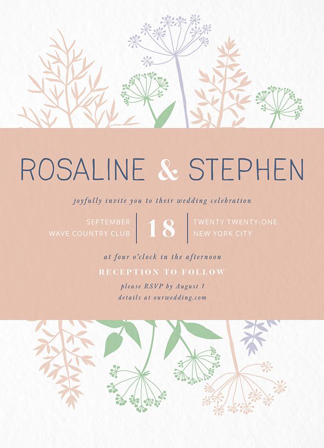 Ferns Invite