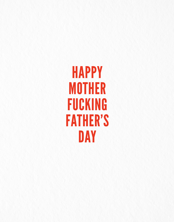 MF Father's Day