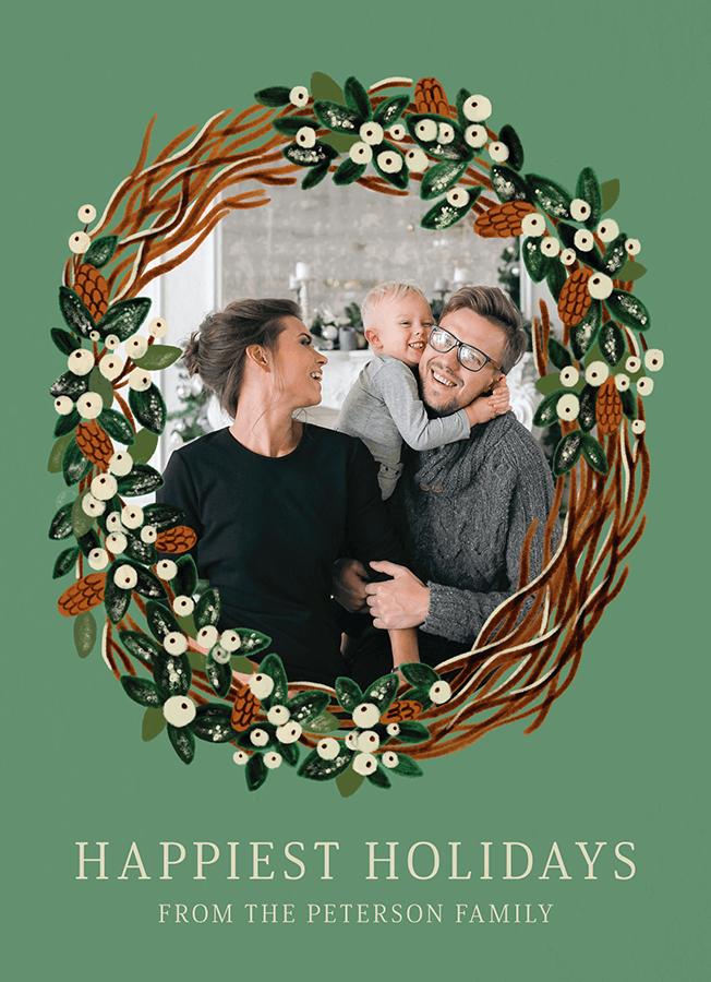 Festive Wreath