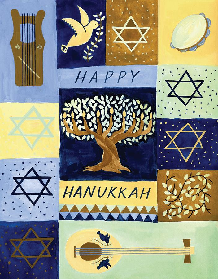 Hanukkah Instruments