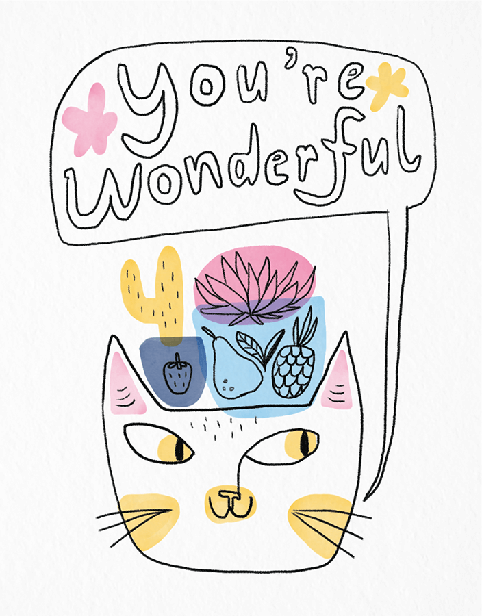 You're Wonderful