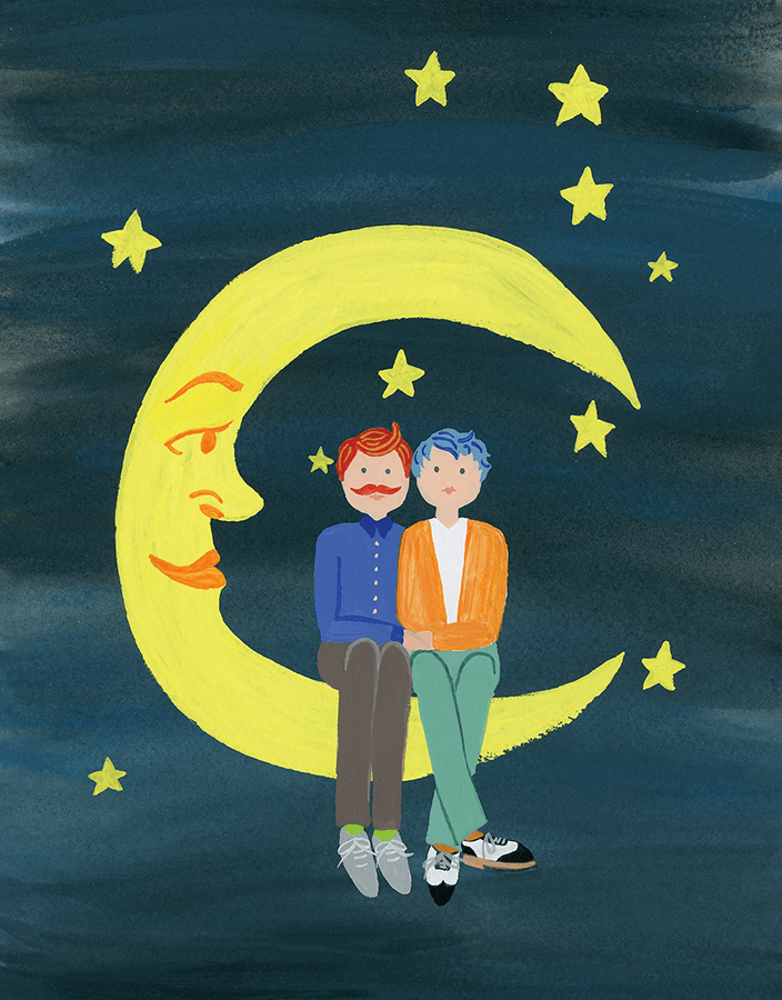 Moon Couple