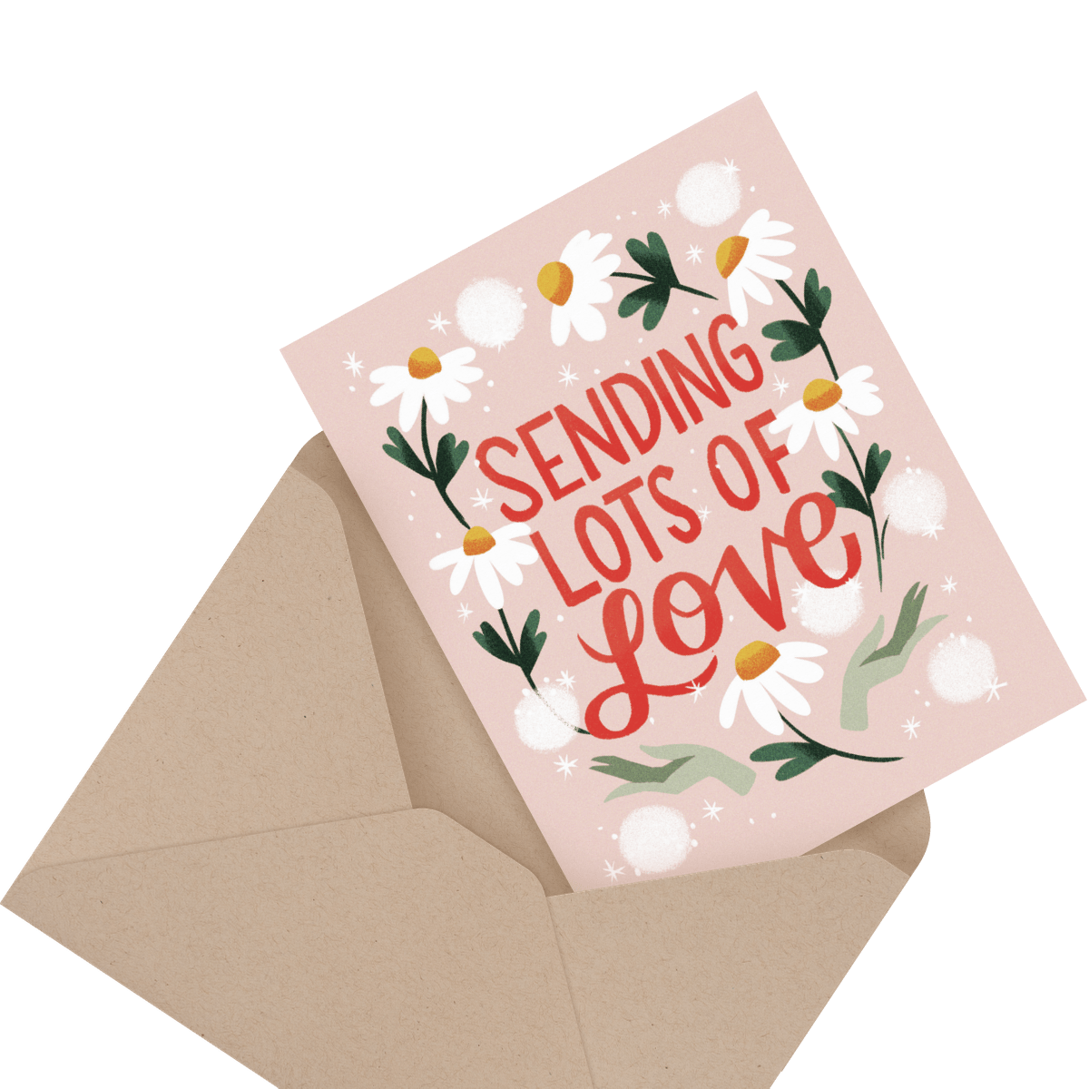 Cards to Frontline Workers